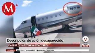 Hallan restos de avión desaparecido en Coahuila
