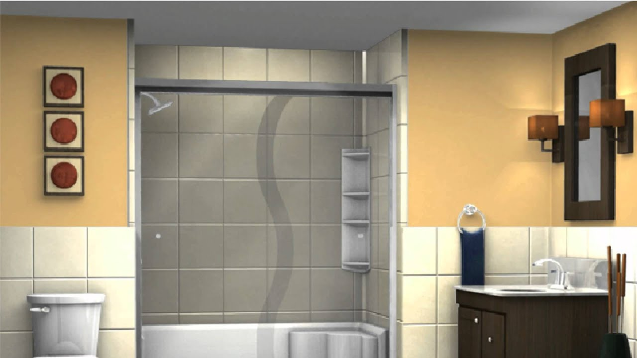 bathroom remodeling memphis metro | jackson tn - youtube