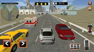 Gas Station Car Service Mechanic Simulator | Street Cars for Kids Game Play