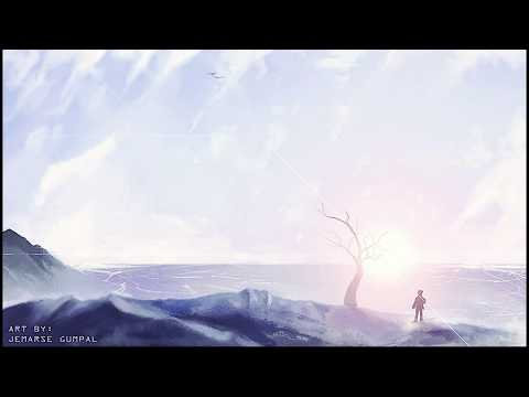 Cold World – Landscape Digital Speed Painting