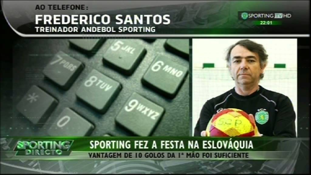 Andebol :: Sporta Hlohovec - 33 x Sporting - 28 de 2014/2015 EHF