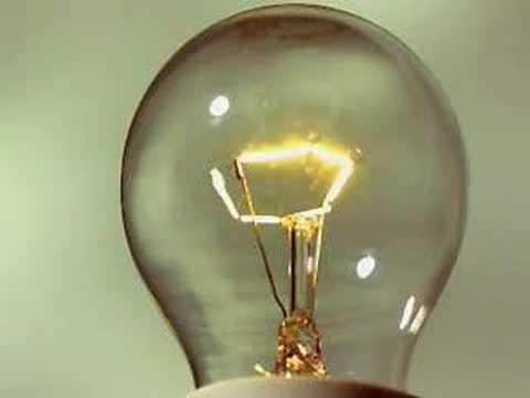 How A Light Bulb Works