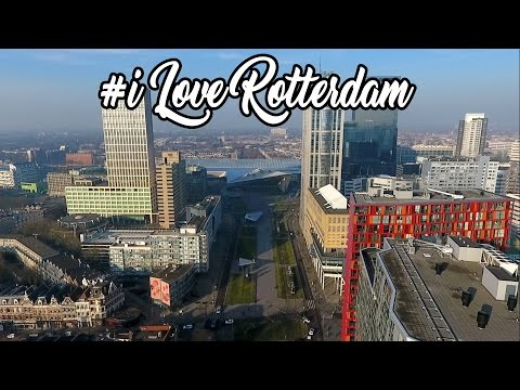i Love Rotterdam - Drone Video