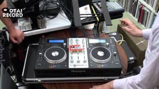 [3/6] コレ1台で完結!複合DJコントローラー、Numark MIXDECK EXPRESS! 機能編