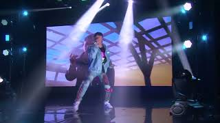 Jaden Smith Performs 'Watch Me' on The Late Late Show 2017