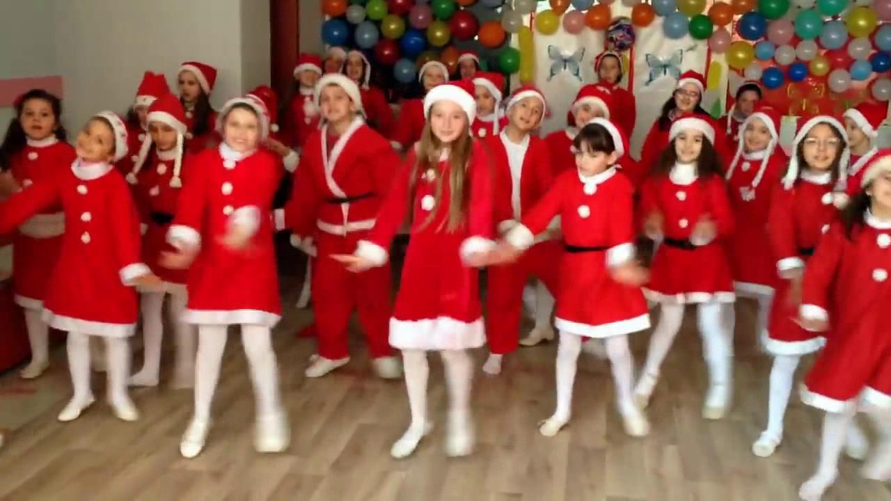 Bản sao của Merry Christmas Dance Jingle Bells 2016 - YouTube