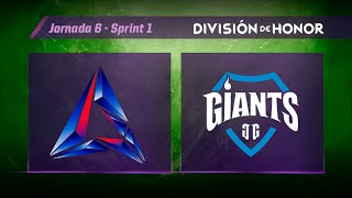 Baskonia Atlantis vs Giants Underdoges - #LoLHonor - Jornada 6