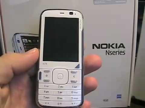 NOKIA N79视频评测
