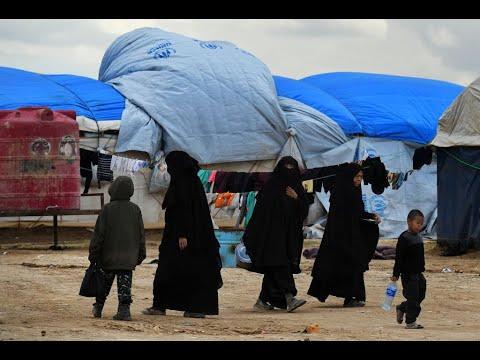 """""""ولاية الهول""""   المخيم الذي يحتضن الجيل القادم من تنظيم داعش  - نشر قبل 10 ساعة"""