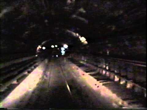 new york city subway 7 flushing line ash refuse train through steinway tunnel youtube. Black Bedroom Furniture Sets. Home Design Ideas