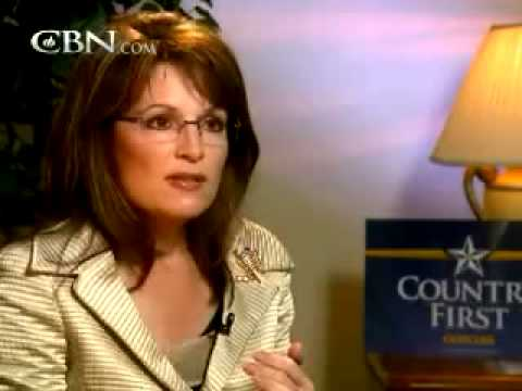 "Sarah Palin Interview: Obama's ""Extreme"" Abortion View - CBN"