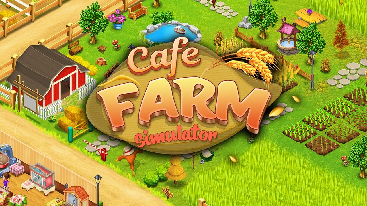 kitchen cooking games faucet cafe farm simulator game android gameplay hd