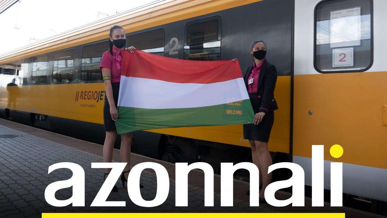 Körbejártuk a MÁV cseh konkurenciájának vonatát