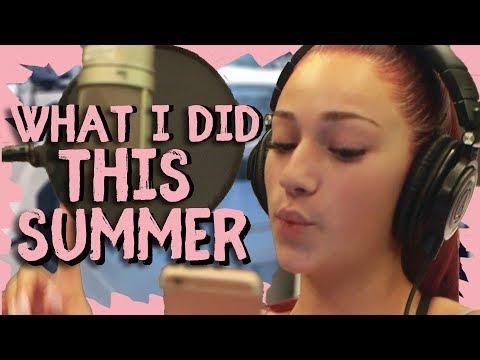 What I did this summer! Danielle Bregoli | Bhad Bhabie #SummerRecap