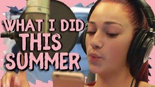 What I did this summer! Danielle Bregoli   Bhad Bhabie #SummerRecap