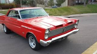 1965 Mercury Comet Caliente - Sold