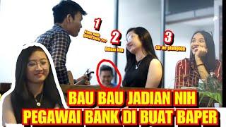 PRANK PEGAWAI BANK - NYANYI FALS DAPET NOMOR WA