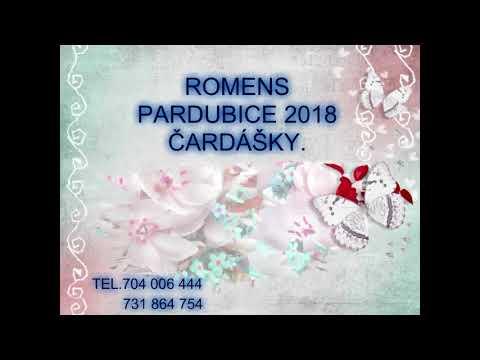 ROMENS PARDUBICE 2018 ČARDÁŠKY.