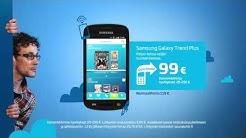 Vanhat puhelimet vaihtoon ja tilalle Samsung Galaxy Trend Plus