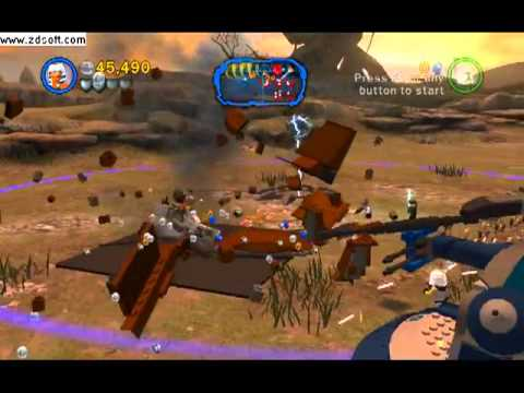lego star wars iii: the clone wars - count dooku - chapter 4
