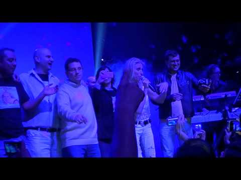 South American 7 - The Experience With Debbie Gibson