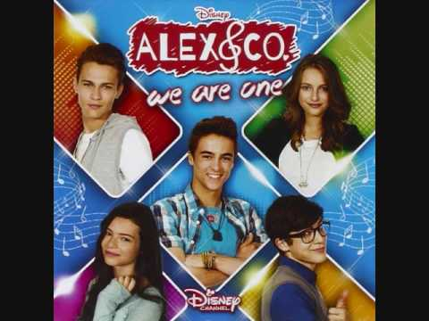 Alex & Co-We Are One  CD Completo