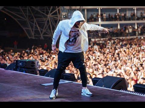 Audio From Voodoo Festival 2009 - Eminem - Beautiful