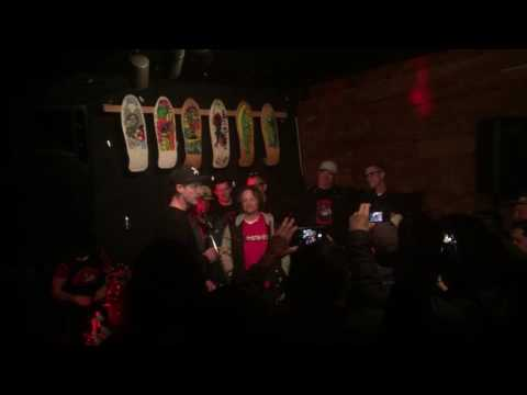 H-street skateboards Reissue Party 2016