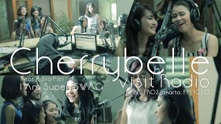 Video Cherrybelle Visit RRI Pro 2 Jakarta download MP3, 3GP, MP4, WEBM, AVI, FLV Oktober 2018