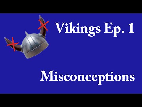 Vikings ep. 1 Misconceptions