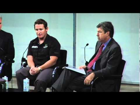Google Adweek 2010 - NASCAR: Life in the fast lane