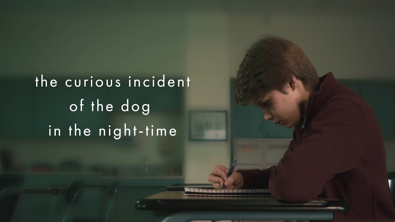 The Curious Incident | Book Trailer