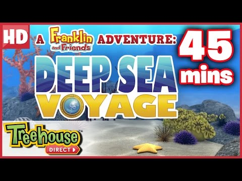Franklin and Friends: Deep Sea Voyage SPECIAL! | Funny Animal Cartoons for Kids by Treehouse Direct