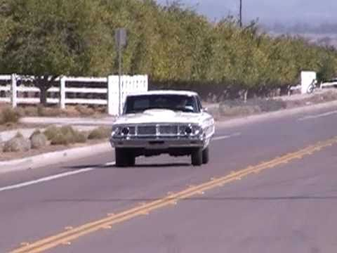 Classic Autoworx presents: 1964 Galaxie 500 - 427 dual quad / 4spd- 44,000  orig  miles!_2