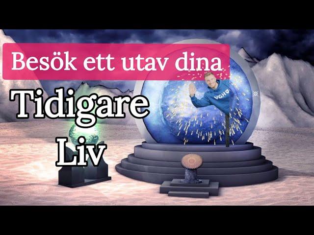 Meditation: Besök ett utav dina tidigare liv
