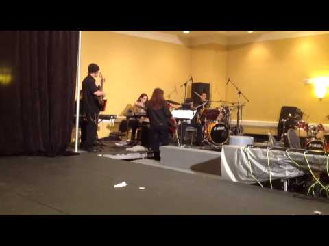 ASM Music Festival Guitar Band performs I Love You Too Much by Carlos Santana