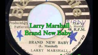 Larry Marshall - Brand New Baby