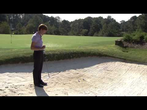Golf Instruction Suzy Whaley Golf Bunker Tee Drill