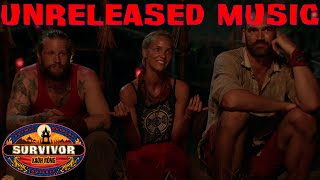 Full Tribal Council Music: Alecia