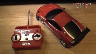 радиоуправляемая машина MJX Ferrari F430 GT 1:20