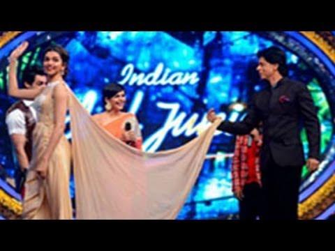 Indian Idol Junior 3rd August 2013 FULL EPISODE - SRK Deepika SPECIAL