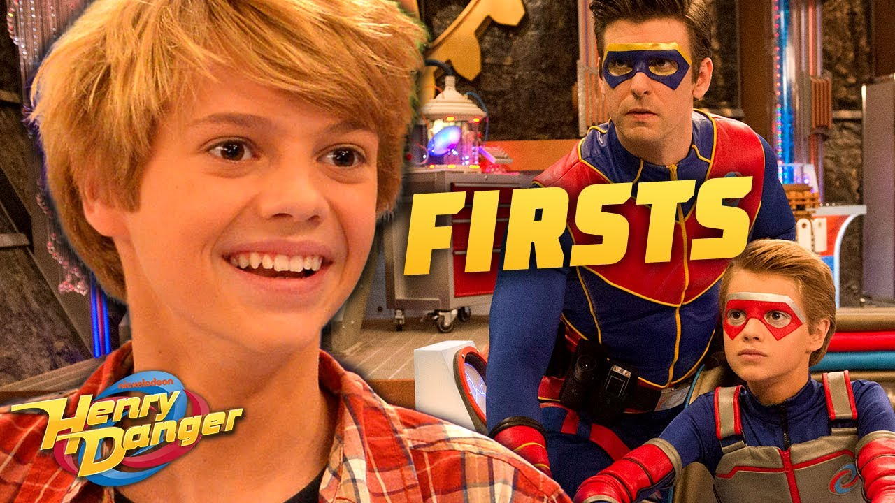 Download Every FIRST From Henry Danger! | Henry Danger
