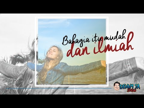 Talk Show Denny JA soal Happiness (6): Personal Relationship