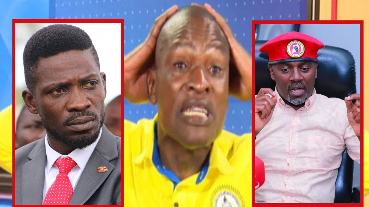 TAMALE MIRUNDI ku Andrew Mwenda okugenda mu NUP ewa Bobi wine