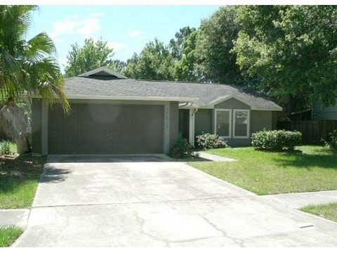 Lutz: 1300 sq. ft. 3/2 Home at 17538 Willow Pond Drive