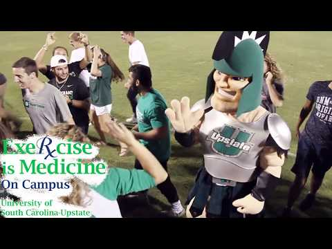 University of South Carolina Upstate | EIMOC Mascot Challenge 2019