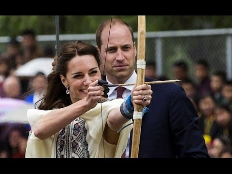 Documentary 2017 - William & Kate Royal Tour India/Bhutan 2016 (Best Moments Video)