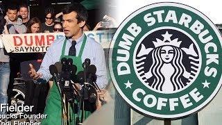 Repeat youtube video Dumb Starbucks Nathan Fielder (Full Speech) RAW