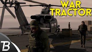 ARMA 2 Campaign - Part 1 - War Tractor