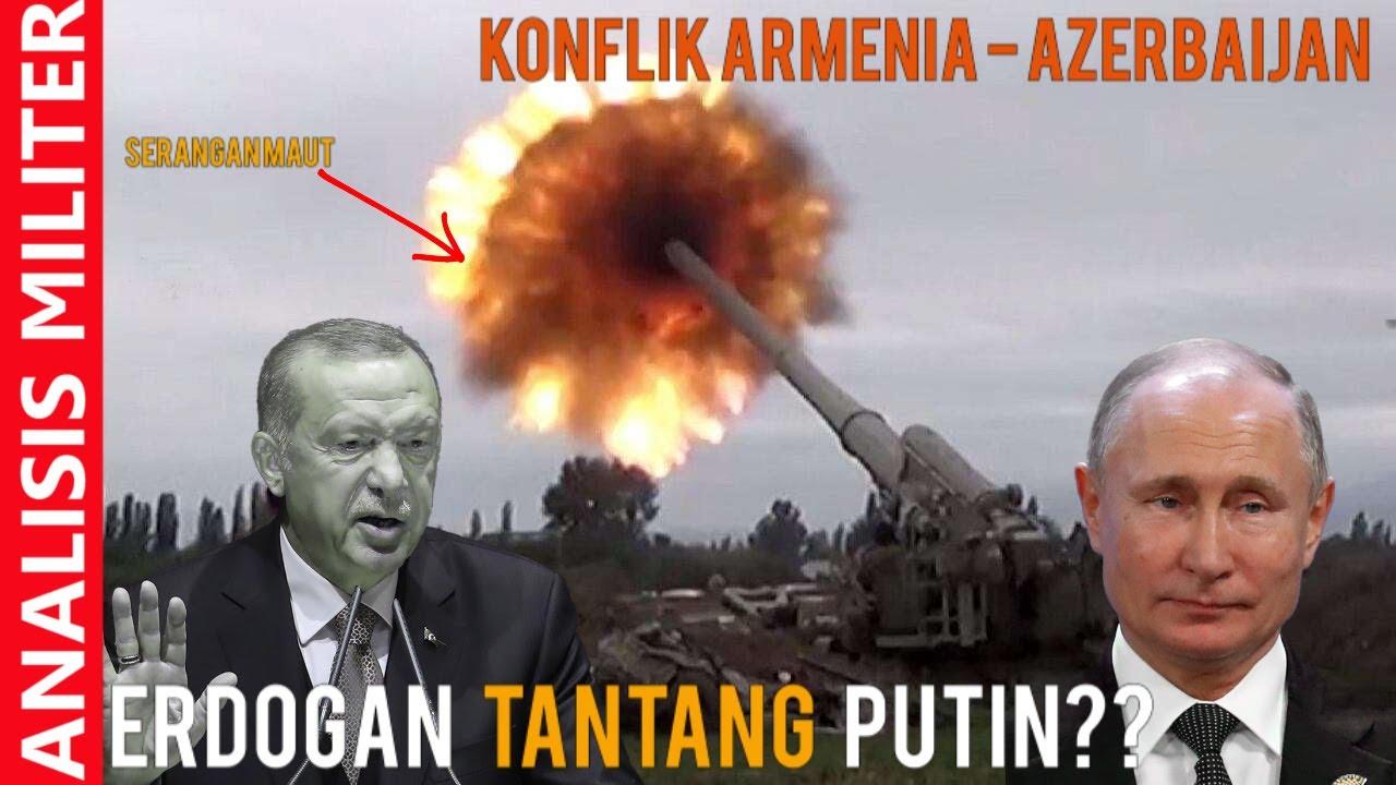 Turki Bantu Azerbaijan, Rusia Akhirnya Turun Tangan Menolong Armenia